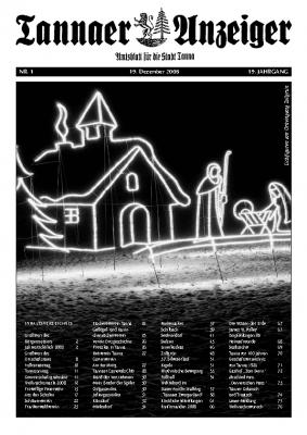 Jahresanzeiger 2008