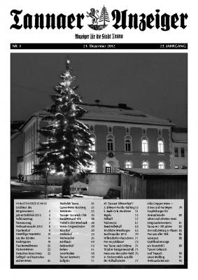 Jahresanzeiger 2012