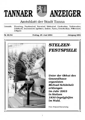 Amtsblatt Juni 2004